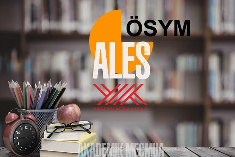 2017 ALES sonbahar dönemi sınav sonucu ne zaman açıklanacak?